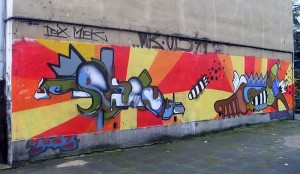 Graffiti_at_First_Elementary_School_in_Gdynia1